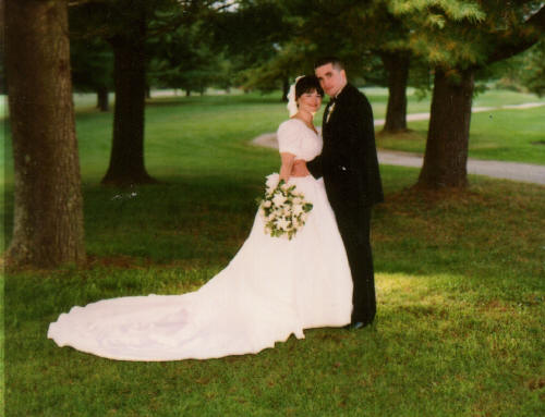 Steph & Will - Millis Country Club, 1997